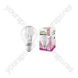 Golf Ball E27 28w 240v Halogen Incandescent Bulb