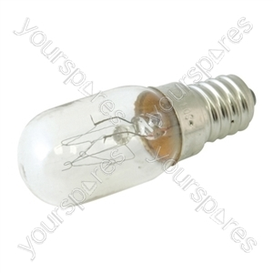 Oven Bulb E14 25w 240v High Temp (Oven Light) - 1pk