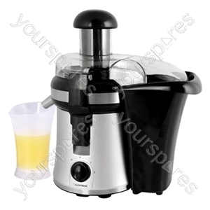 KitchenPerfected 250w 0.3L Half Fruit Juice Extractor - Black