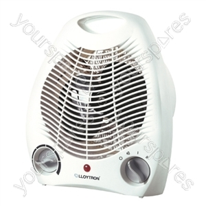 STAYWARM 2000w Upright Fan Heater (BEAB) - White