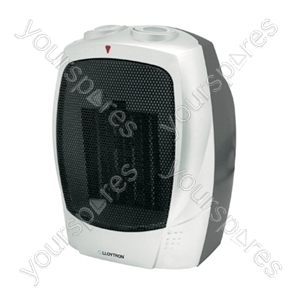 STAYWARM 1500w PTC Ceramic Heater - Silver
