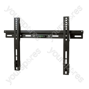 Static TV Wall Mount - Black (23-46'')
