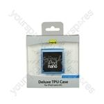 iPod Nano 6g -deluxe Tpu Case - Blue