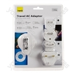 Travel AC Adaptor for iPod