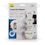 Travel AC Adaptor for iPod