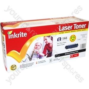 Inkrite Laser Toner Cartridge compatible with Epson EPL6200 Hi-Cap Black
