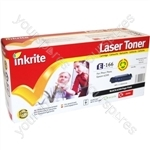 Inkrite Laser Toner Cartridge compatible with Epson EPL6200 Hi-Cap Black