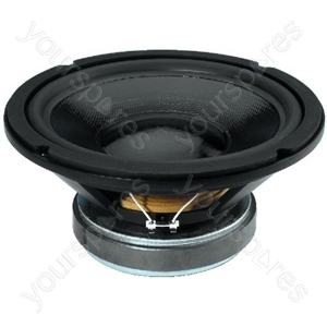 HiFi Woofer with Twin Coil - Hi-fi Subwoofer, 2 x 150 w, 2 x 8 ω