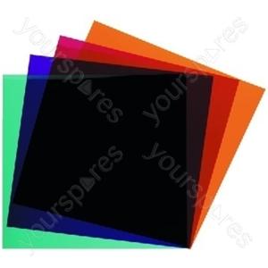 Color Foil Set - Set Of Colour Filters