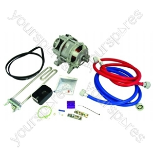 Hotpoint Kit 2 Htr Belt Mtr Fix Kit