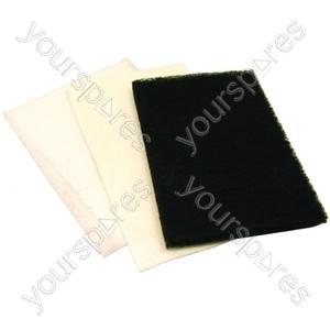 Hoover Carbon Filter Kit (U7)
