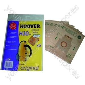 Hoover H30 Hi Filtration Vacuum Bags