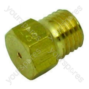 Genuine Gas jet tcde (Lpg) Aux (Nat gas TP4 0.90 Spares