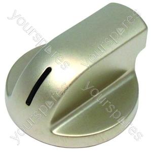 Control Knob Silver