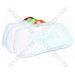 Pads Set Of 3 For Steam Mop