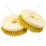 Hoover Hard Brush Pads (Z15) - pack of 2