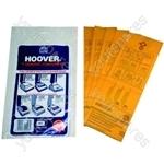 Hoover Standard Filtration Vacuum Bags (H1) - 5 Pack