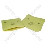 Hoover Paper Pre-motor Filters (S5)