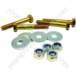 Hoover Suspension Damper Kit
