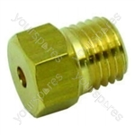 Genuine Gas jet tcde TP2 nat gas 1.21 Spares