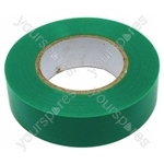 Insulation Tape 19mm X 20m Green