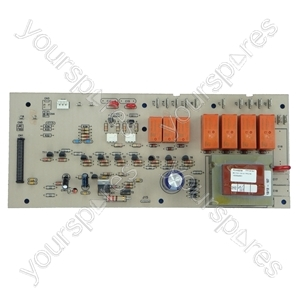 Power Board Digital Pyro