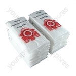 Pack Of 20 Miele Vacuum Bags Type FJM + Filters *Free Delivery*