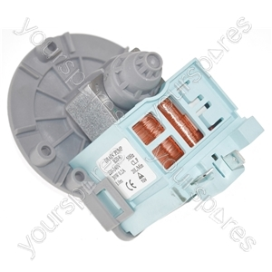 Universal Washing Machine + Dishwasher Drain Outlet Pump Base with Fitted TOC