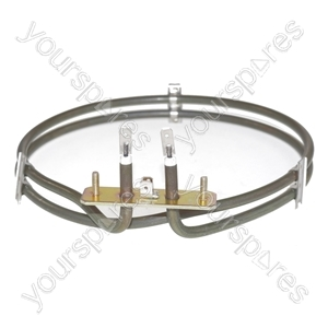 Belling Replacement Fan Oven Cooker Heating Element (1400w) (2 Turns)