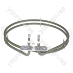 Beko Replacement Fan Oven Cooker Heating Element (2100w) (2 Turns)