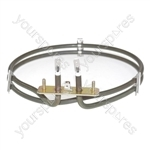 Belling HYGENA Replacement Fan Oven Cooker Heating Element (1400w) (2 Turns)