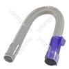 Dyson DC07 Vacuum Cleaner Hose Purple