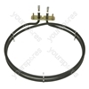 Teba Replacement Fan Oven Cooker Heating Element (2300w) (2 Turns)