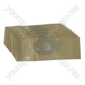 Wetrok Vacuum Cleaner Paper Dust Bags