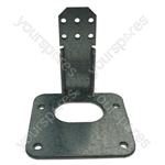 Hotpoint FFP187MG Fixing -lower Hinge 73x81x74(6 Holes)