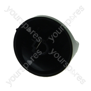 Indesit Group Knob hot-ari bk Spares