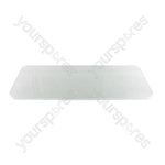 Indesit Glass Crisper Cover (466 x 188 x 4mm)