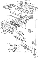 Hello Brendan,  Sorry for the delay in replying if you could look at the diagram and tell us which part it is we can then source the part for you.