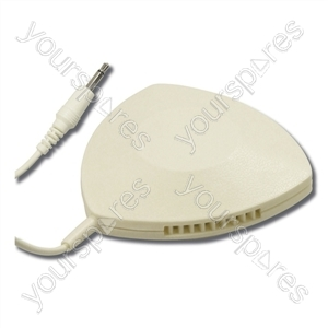 Pillow Speaker With 3.5mm Jack Plug