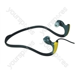 Digital Stereo Neckband Style Sport Earphones