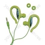 Digital Stereo Hook Sport Earphones