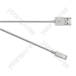 USB 2.0 to Lightning Adaptor Charging Cable