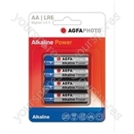 AGFA PHOTO Alkaline Batteries - Type AA