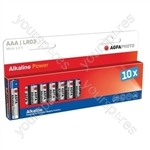 AGFA PHOTO Alkaline Batteries - Type AAA