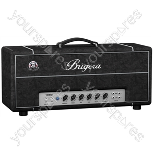 Bugera 1960 Classic 150 Watt Hi-Gain Valve Amplifier Head