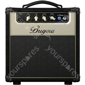 BUGERA V5 Guitar Amplifier Combo with Reverb and Power Attenuator - Model UK Version