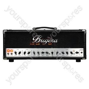 Bugera 6262 Infinium Ultimate Rock Tone 120 Watt 2 Channel Valve Amp Head