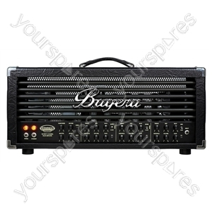Bugera Trirec Infinium Boutique-Style 100 Watt 3 Channel Valve Amplifier Head