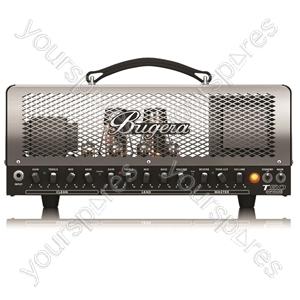 bugera t50 infinium 50w 2 channel tube amplifier head bu081 by bugera. Black Bedroom Furniture Sets. Home Design Ideas