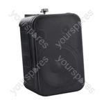 "e-audio 3.5"" 2 Way Mini Speakers (8 Ohms 100 W) - Colour Black"